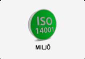 ISO 14001 Miljöledningssystem