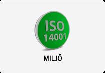 ISO 14001 Miljö