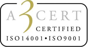 Certifikat ISO 9001 14001